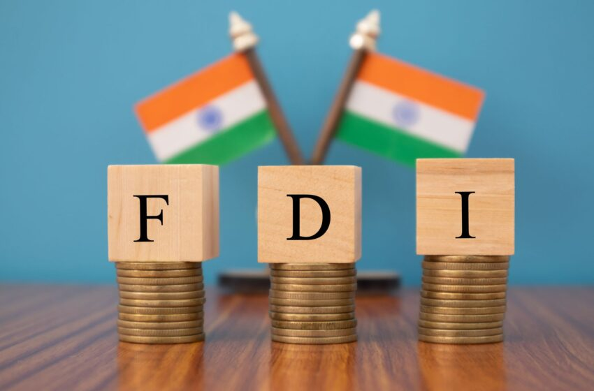 India attracted $22.5 billion in foreign direct investment in April-June 2021