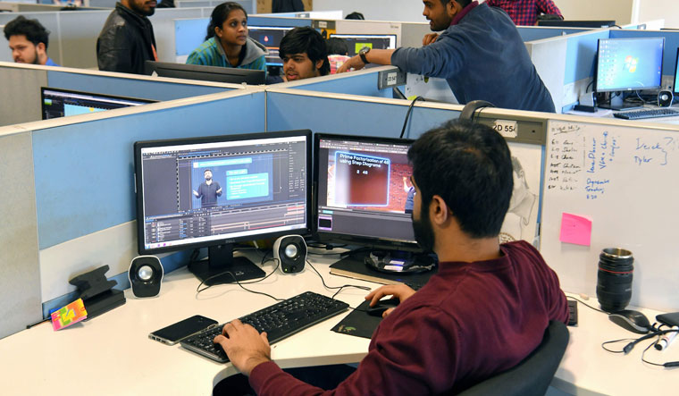 The growth of educational technology in India is worrying, or what will happen in the future?