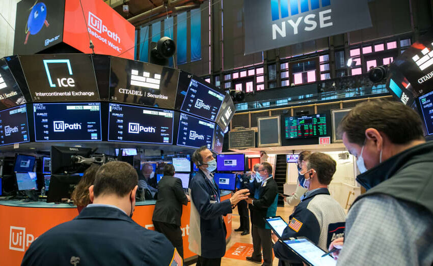 U.S. Futures, stocks rise as tapering worries ease